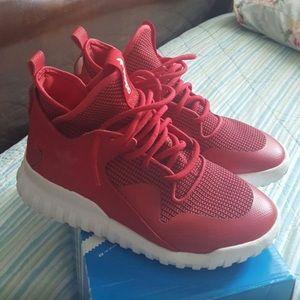 adidas hightop tubular